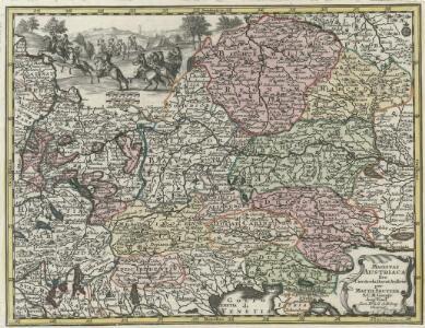 Maiestas Austriaca sive Circ. Archi Ducat. Austriae