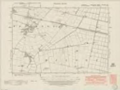 Yorkshire CCLXXXVI.SW - OS Six-Inch Map