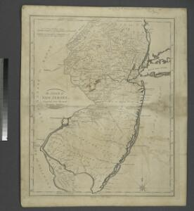 The State of New Jersey / compiled from the most accurate surveys / Martin sculpt.