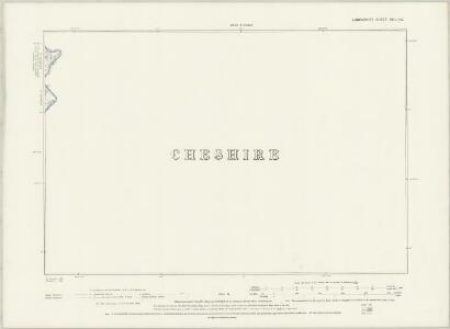 Lancashire CXII.SW - OS Six-Inch Map