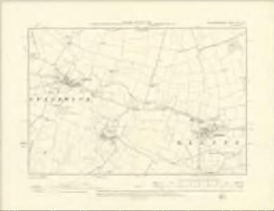 Huntingdonshire XVII.SW - OS Six-Inch Map