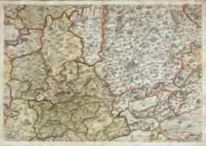 Inclitae Bernatum urbis, cum omni ditionis suae agro et provinciis delineatio chorographica, 9/10