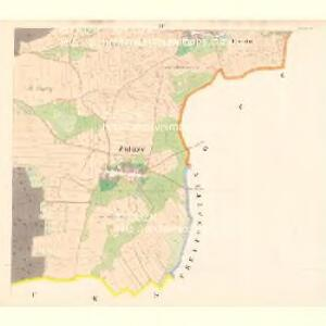 Zalužy - c9124-1-004 - Kaiserpflichtexemplar der Landkarten des stabilen Katasters