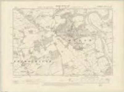 Devonshire XLI.SW - OS Six-Inch Map