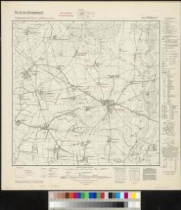 Meßtischblatt 3572 : Witkowo, 1940