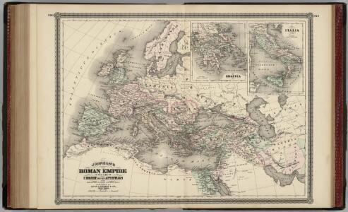 Roman Empire at the Time of Christ.