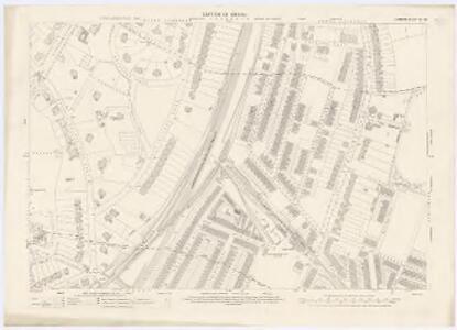 London XV.28 - OS London Town Plan