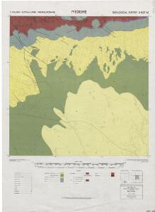 1 : 125,000 Somaliland Protectorate. Geological Survey. D.C.S. 1076, Medishe