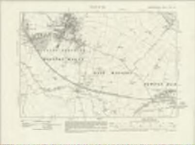 Leicestershire XXXVII.SE - OS Six-Inch Map