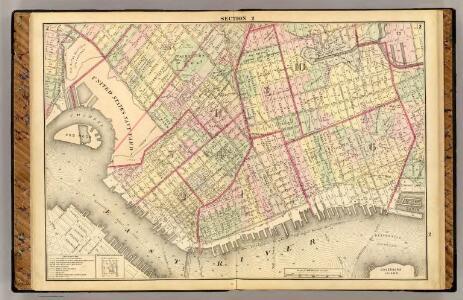 Sec. 2. Brooklyn map.