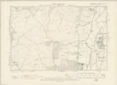 Westmorland XLIII.NE - OS Six-Inch Map