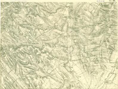 III. vojenské mapování 4660/1