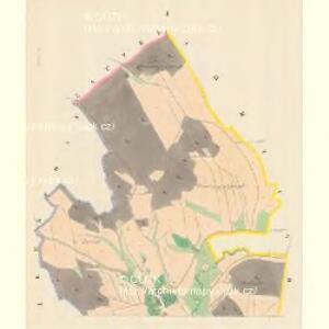 Brünles (Brey) - m0217-1-001 - Kaiserpflichtexemplar der Landkarten des stabilen Katasters