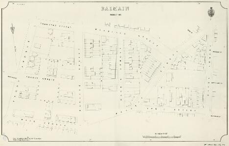 Balmain, Sheet 43, 1889