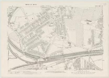 London VI.93 - OS London Town Plan