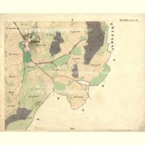 Pohlen - c7178-1-005 - Kaiserpflichtexemplar der Landkarten des stabilen Katasters