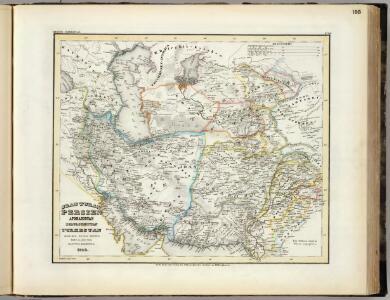 Iran, Turan, Afghanistan, Beludschistan, Turkestan.