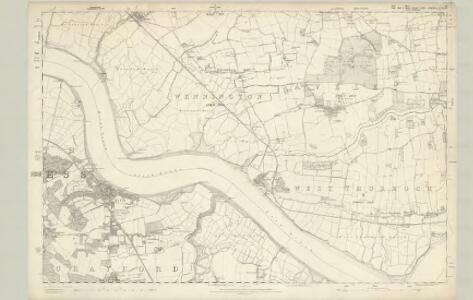 Kent III - OS Six-Inch Map