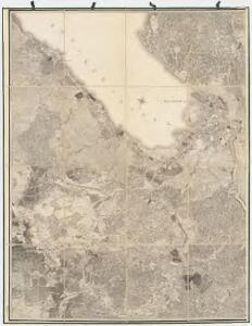 <Topograficheskai͡a karta okruzhnosti Sanktpetersburga : Ispravlennaia 1817 goda>