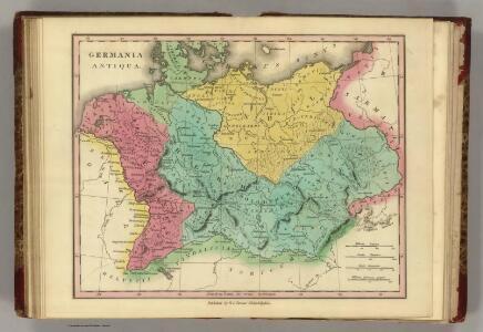 Germania Antiqua.  (1826)