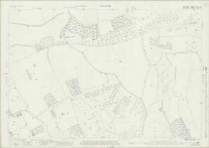 Berkshire XLI.16 (includes: Buttermere; Combe; Ham; Inkpen) - 25 Inch Map