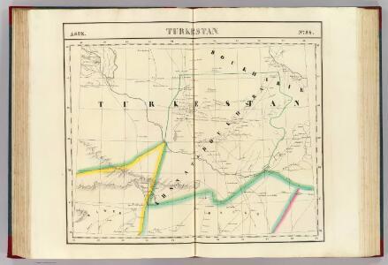 Turkestan. Asie 54.