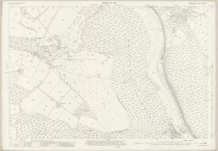 Derbyshire XXXIX.4 (includes: Alderwasley; Crich; Heage) - 25 Inch Map