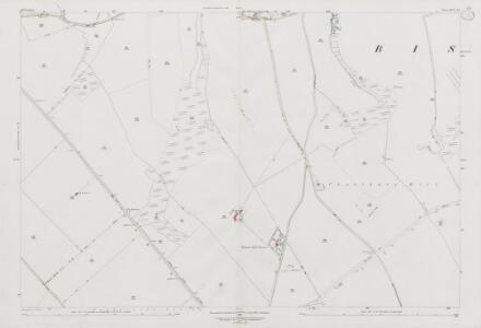 Wiltshire XVI.11 (includes: Bishopstone; Wanborough) - 25 Inch Map
