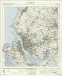 Liverpool - OS One-Inch Map