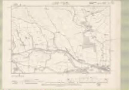 Dumfriesshire Sheet V.NE - OS 6 Inch map