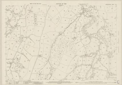 Denbighshire XII.5 (includes: Gwytherin; Llanfair Talhaearn; Llangernyw) - 25 Inch Map