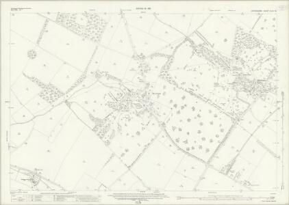 Oxfordshire XLVII.10 (includes: Pyrton; Shirburn; Watlington) - 25 Inch Map