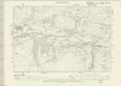 Denbighshire XXXIII.SE - OS Six-Inch Map