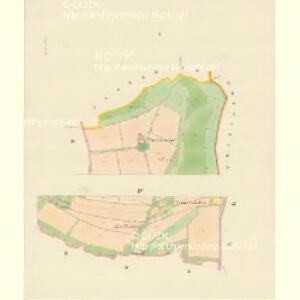 Binina - m0309-1-001 - Kaiserpflichtexemplar der Landkarten des stabilen Katasters