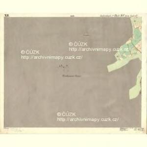Stubenbach I. Theil - c6088-1-012 - Kaiserpflichtexemplar der Landkarten des stabilen Katasters