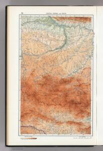 39.  Yakutia, Central and South.  The World Atlas.