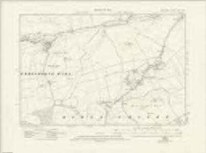 Wiltshire LXX.SW - OS Six-Inch Map