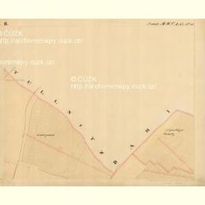 Frischau - m0269-2-002 - Kaiserpflichtexemplar der Landkarten des stabilen Katasters