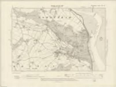Devonshire XCII.SE - OS Six-Inch Map