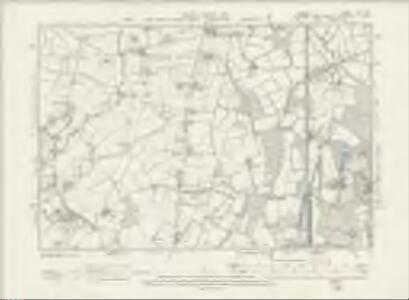 Surrey XLI.SE - OS Six-Inch Map