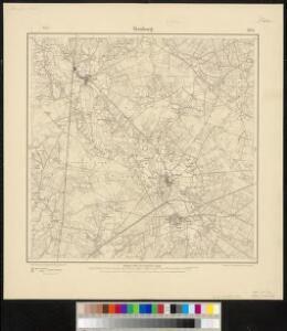 Meßtischblatt 2073 : Nienborg, 1903