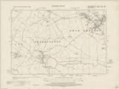 Buckinghamshire XXXII.SW - OS Six-Inch Map