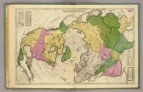 North America, Asia.