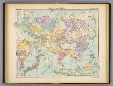 Asien u. Europa.