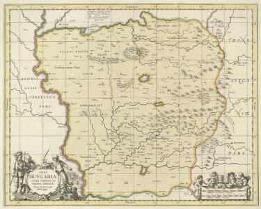 Partis Hungariae Inter Tibiscum et Nigrum Chrysum Nova et Accurata Descriptio