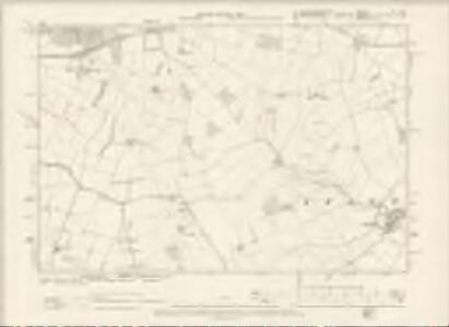 Buckinghamshire VI.NW - OS Six-Inch Map