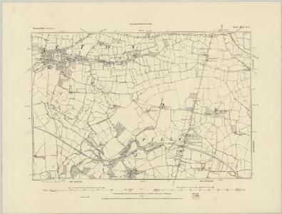 Somerset LIII.NW - OS Six-Inch Map
