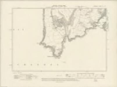 Cornwall LI.SE - OS Six-Inch Map
