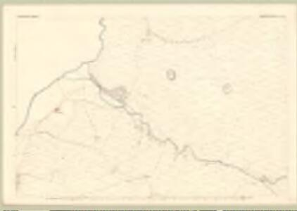 Dumfries, Sheet XLIV.6 (Tundergarth) - OS 25 Inch map