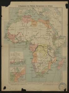 L'expansion des nations européennes en Afrique